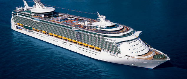 Freedom Of The Seas Cruise Ship Photos Schedule Itineraries - Cape canaveral cruise ship schedule