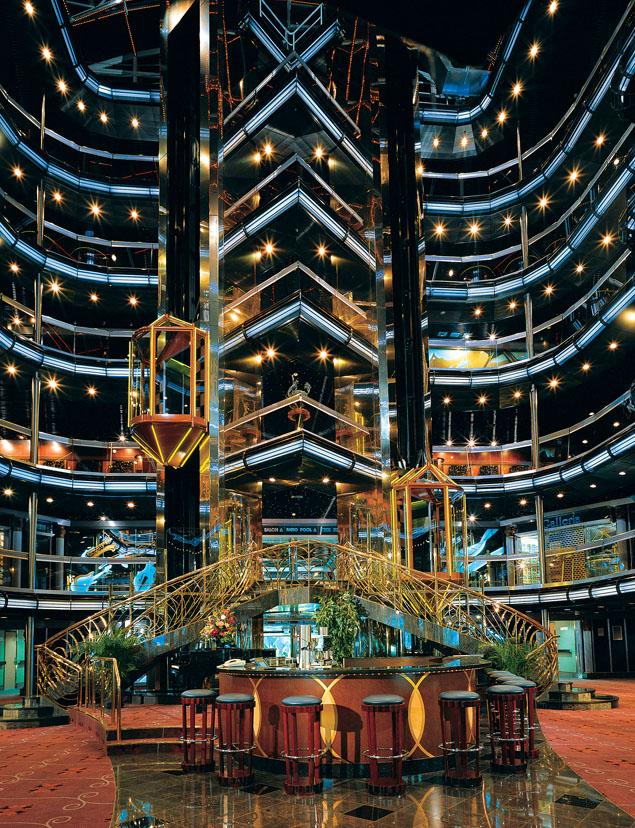 Cruise Ship Photos, Schedule