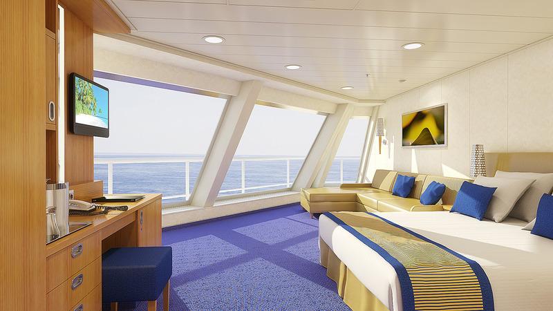 Carnival Elation Best Oceanview Rooms