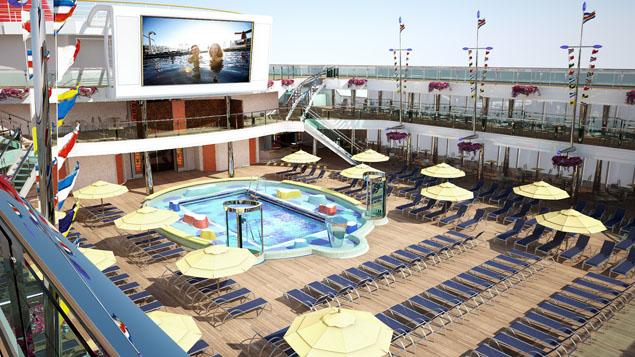 Carnival Magic - Cruise Ship Photos, Schedule & Itineraries, Cruise