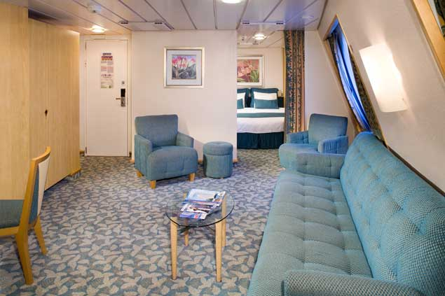 Independence Of The Seas Family Room