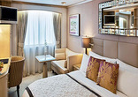 Deluxe Stateroom with Large Picture Window+