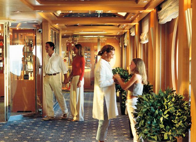 Msc Armonia Cruise Ship Photos Schedule Amp Itineraries