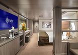 Yacht Club Interior Suite